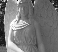 Cemetery Angel by MonsterRot