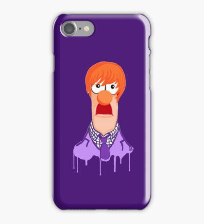Meeper Fever. (Purple) iPhone Case/Skin