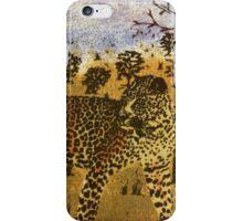 Artistic Cheetah iPhone Case/Skin