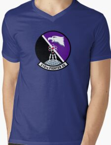 510th Fighter Squadron - US Air Force Mens V-Neck T-Shirt