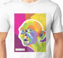 Gollum Pop Art Unisex T-Shirt