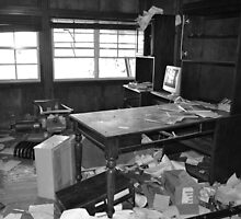 Abandoned Office by MonsterRot