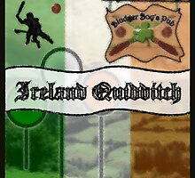 Ireland Quidditch by Isaac Novak