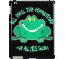 Hail The Hypnosis Frog For All His Glory iPad Case/Skin