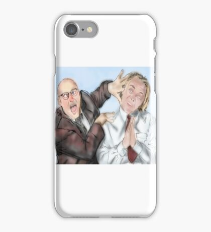 Eddie and Richie- Bottom iPhone Case/Skin