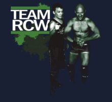 "TEAM RCW ""Fight the Power"" Benchwarmers Kids Clothes"