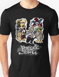 Pokecide Silence Unisex T-Shirt