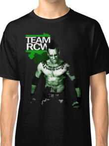 "TEAM RCW ""Fight the Power"" Voodoo Classic T-Shirt"