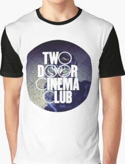 TWO DOOR CINEMA CLUB - TOURIST HISTORY Graphic T-Shirt
