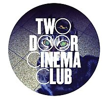 TWO DOOR CINEMA CLUB - TOURIST HISTORY Photographic Print