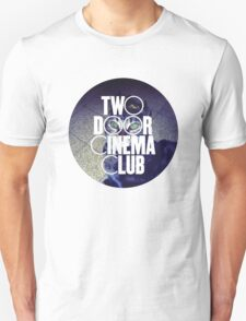 TWO DOOR CINEMA CLUB - TOURIST HISTORY Unisex T-Shirt