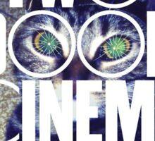 TWO DOOR CINEMA CLUB - TOURIST HISTORY Sticker
