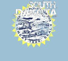 Vintage South Dakota Unisex T-Shirt