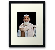 He , I remembered  Framed Print