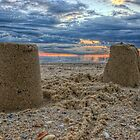 Sand Castles in the Sky by Chris Mitchell