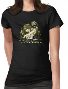 Are You Ready? Womens Fitted T-Shirt