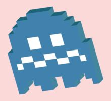 Blue Ghost - Pacman Kids Clothes