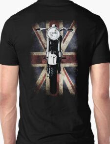 Classic British BSA Motor Cycle Tee T-Shirt