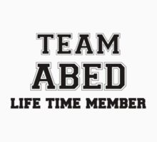 Team ABED, life time member by stacigg