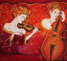 Life's Music by Annette Radermacher