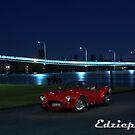 Tuncurry Bridge And Cobra by Edzie