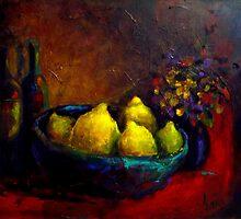 Lemons from my tree by Ivana Pinaffo