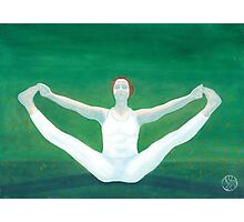 Yoga Opening Photographic Print