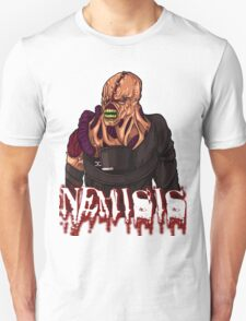 Resident Evil Nemisis T-Shirt
