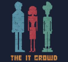 The IT Crowd (2) by SallyDiamonds
