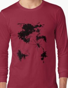Grunge Spider Long Sleeve T-Shirt
