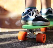 Penny Skater by yolanda