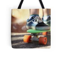 Penny Skater Tote Bag