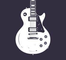 Les Paul White Unisex T-Shirt