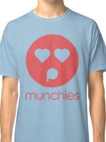 Stoner Emotions - Munchies. Classic T-Shirt