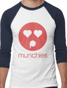 Stoner Emotions - Munchies. Men's Baseball ¾ T-Shirt