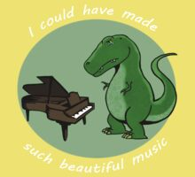 I could have made such beautiful music (kids version) Baby Tee