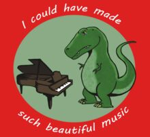 I could have made such beautiful music (kids version) Kids Clothes