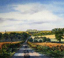Strawberry Fields Forever by Glenn Marshall
