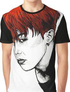 Big Bang - G-Dragon - MADE Graphic T-Shirt