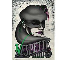 Vespette Photographic Print