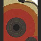 ode to vinyl by Nikolay Semyonov