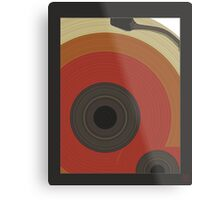 ode to vinyl Metal Print