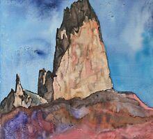El Capitan Arizona by PaulCArts