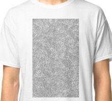 water in black and white Classic T-Shirt