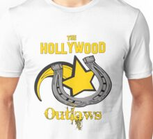 Vintage Hollywood Outlaws T-Shirt Unisex T-Shirt