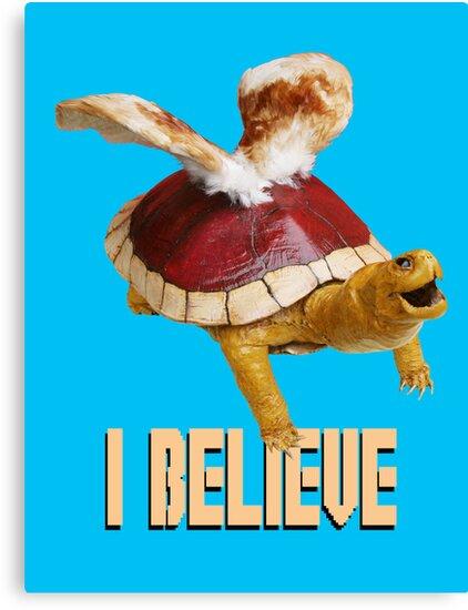 I Believe: Real Koopa Taxidermy by darickmaasen