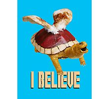 I Believe: Real Koopa Taxidermy Photographic Print