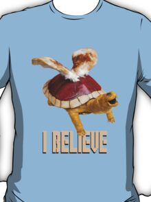 I Believe: Real Koopa Taxidermy T-Shirt