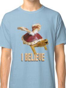 I Believe: Real Koopa Taxidermy Classic T-Shirt