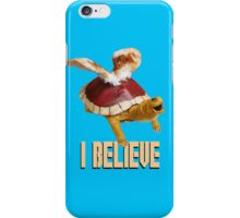 I Believe: Real Koopa Taxidermy iPhone Case/Skin